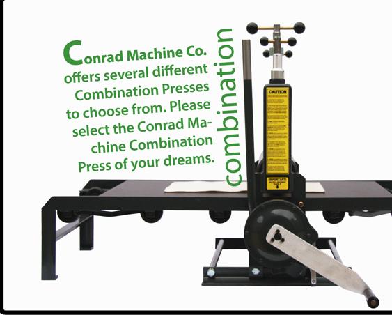 conrad machine