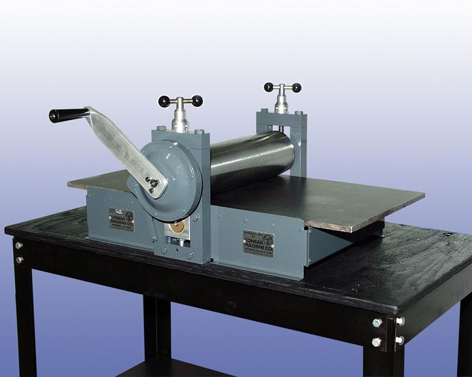 Conrad Machine Co E 12 Etching Press